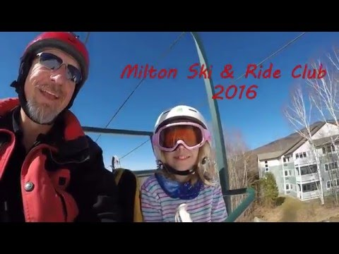 Milton VT. Ski & Ride Club