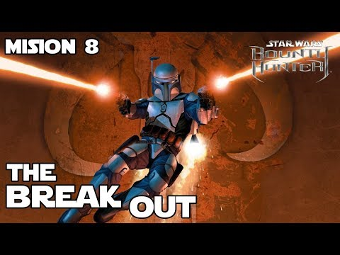 Bounty Hunter Mision 8 - The Break Out - Star wars