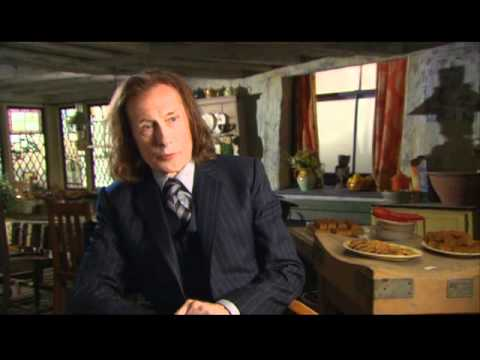 Interview with Bill Nighy for Harry Potter and the Deathly Hallows, Part 1
