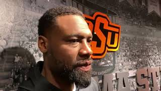 OSU Basketball: Former Cowboy Tony Allen shares memories