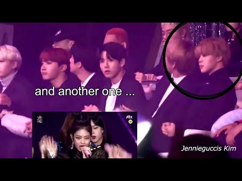 Jenmin's Real Moments [BTS Jimin | BLACKPINK Jennie]