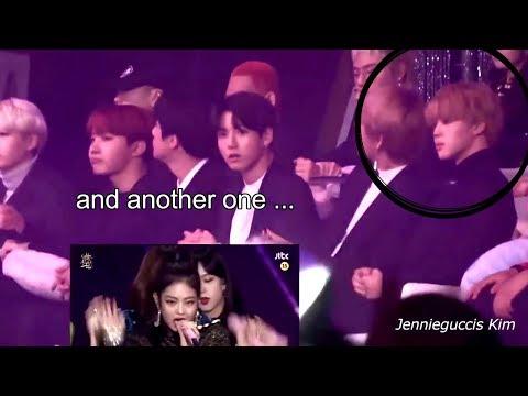 Jenmin's Real Moments [BTS Jimin | BLACKPINK Jennie]