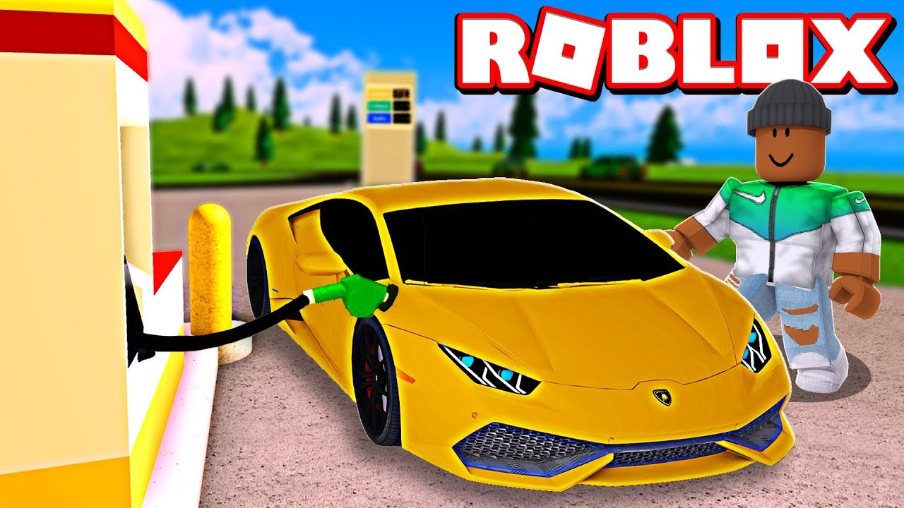 Roblox Gas Station Simulator Youtube