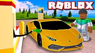 ROBLOX GAS STATION SIMULATOR