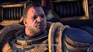 Warhammer 40,000: Space Marine - Walkthrough - Part 1