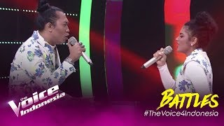 Gambar cover Senorita (Shawn Mendes, Camila Cabello) - Aya vs Sakthi | Battles | The Voice Indonesia GTV 2019