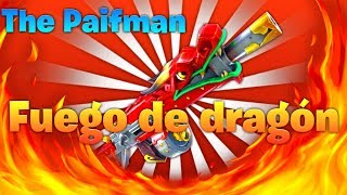 🧐 FIRE DRAGON SHOTGUN 🧐 [Fortnite Save The World] (Weekly Shop) GUIDE .THE PAIFMAN