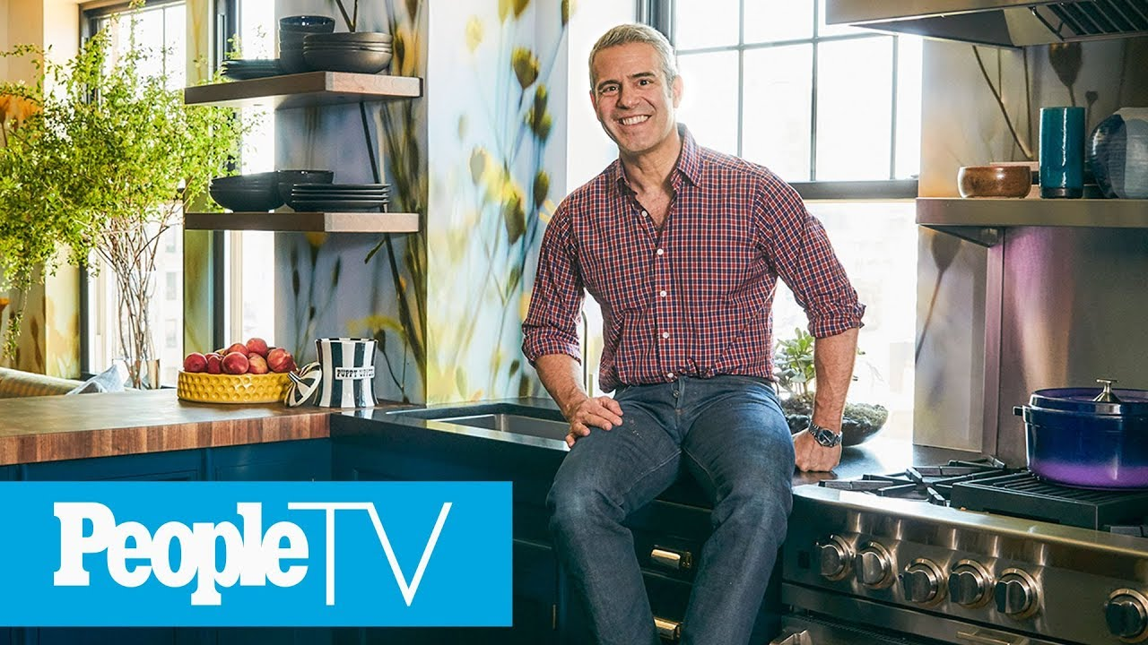 Interior Designer Eric Hughes Shows Off Rooms For Sarah Jessica Parker Andy Cohen More Peopletv