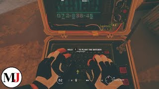 The Dirtiest Defuser Disable Ever - Rainbow Six Siege
