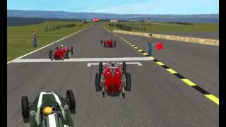 Race 1962 Zandvoort NL Dutch Grand Prix Lets Formula 1