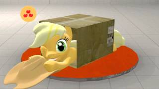 Repeat youtube video [SFM Ponies] Blue Team sliding into a box