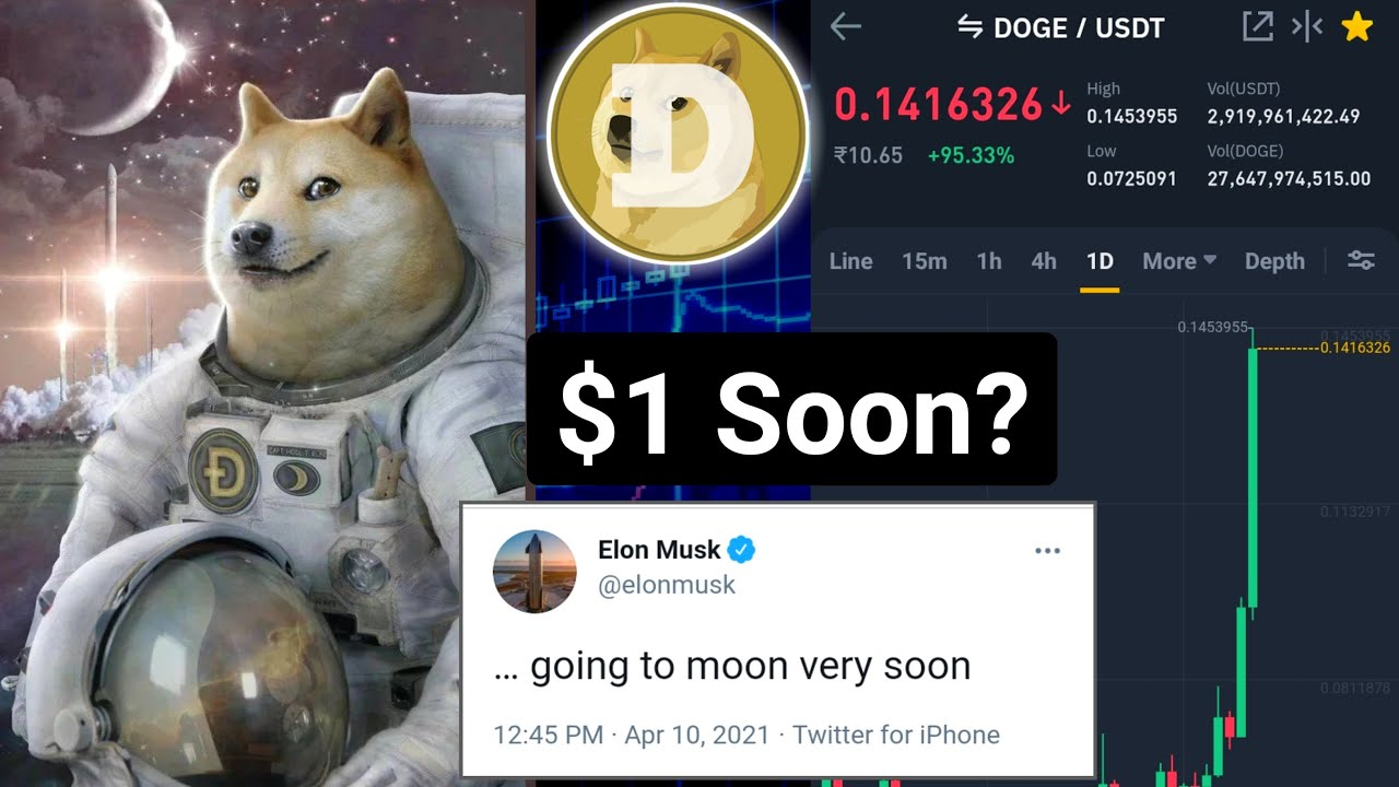 Dogecoin Important Update | DogeCoin  Soon? Dogecoin Prediction 2021 Hindi | Doge cryptocurrency