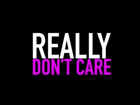 Really Don't Care: Video Teaser #1 Thumbnail image