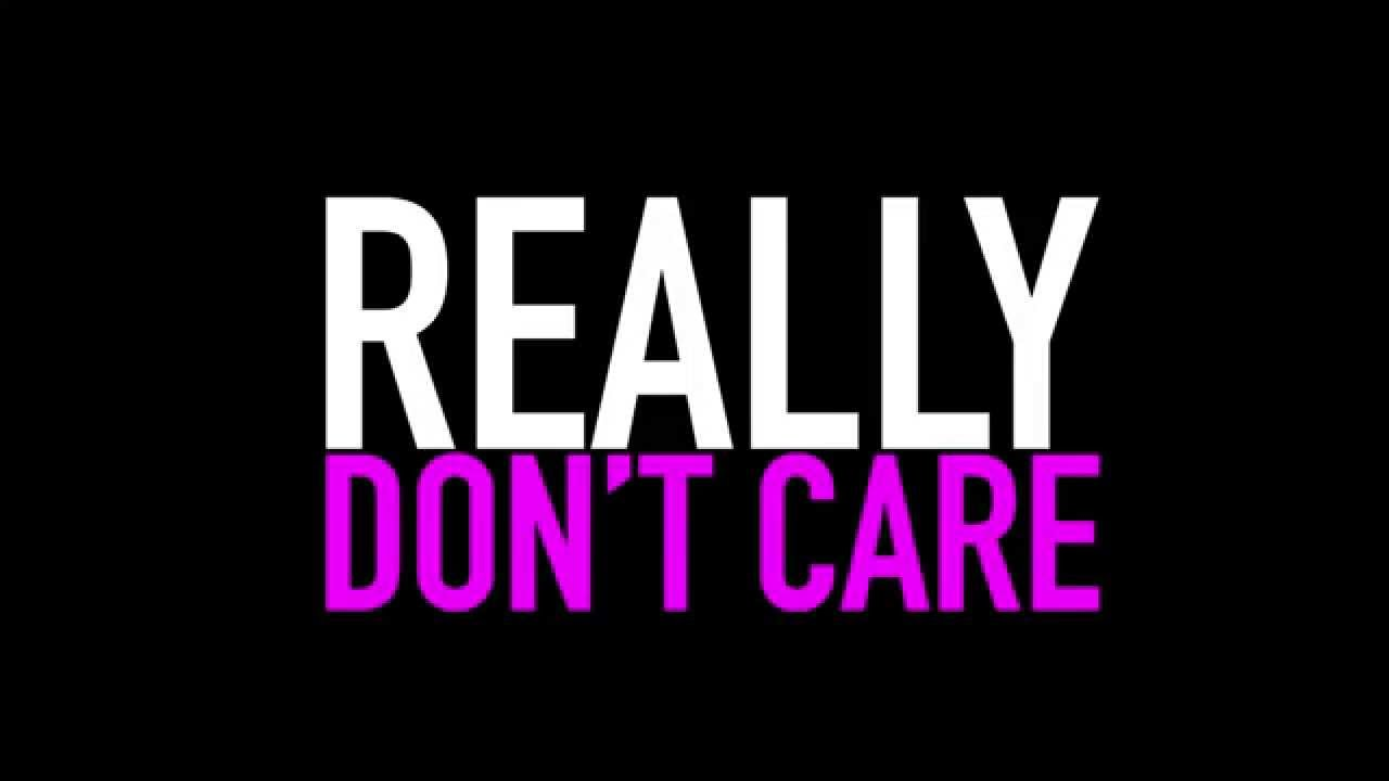 Really Dont Care Video Teaser 1 Youtube