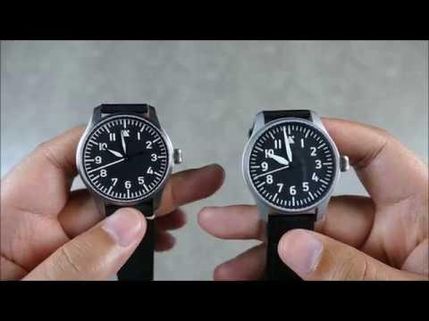 On the Wrist, from off the Cuff: Stowa – Flieger Verus 40, Modern Pilot's Watch