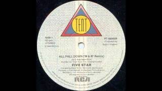 FIVE STAR - All Fall Down (
