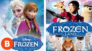 10 Times Disney Movies Were Copied In Other Countries