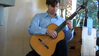 """COWBOY WALTZ"" (Chapdelaine) performed by Cameron O"