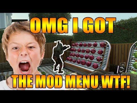 Black Ops 2 XBOX ONE FREE MOD MENU GLITCH TROLLING ONLINE! (BLACK OPS 2 MODS!)