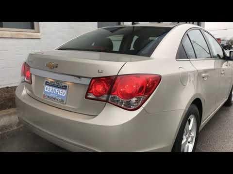 2014 Chevrolet Cruze Tinley Park IL Orland Park, IL #55383