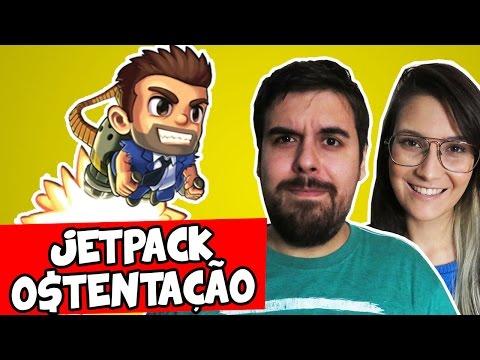 JETPACK DA OSTENTAÇÃO - Jetpack Joyride (Android/iOS)