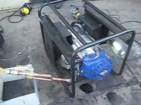 Wood Gas Generator >> gasifier generator - YouTube