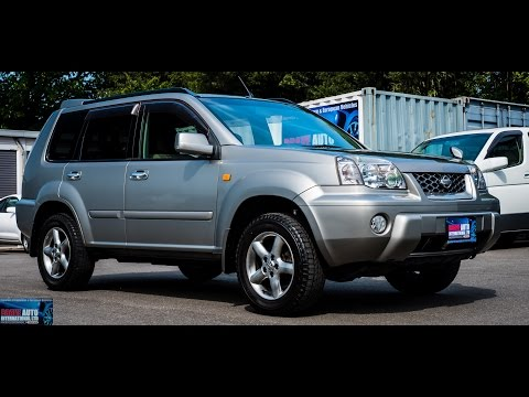 Walk Around/Test Drive - 2001 Nissan X-Trail GT Turbo (280hp) - JDM Car Auctions
