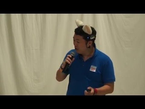 Maker Movement around the World by TAKASU Masakazu, At ChiangMai Maker Party 2016