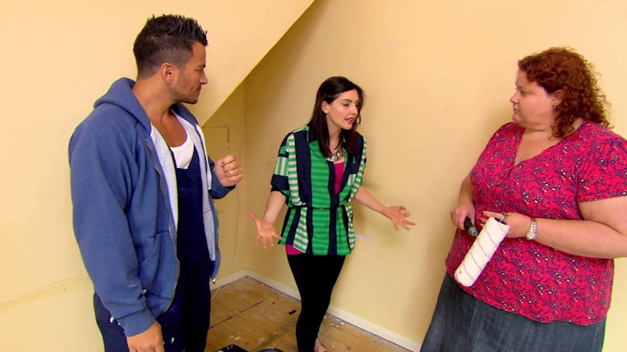 Peter Challenges Leah On Her Design Peter Andre 39 S 60