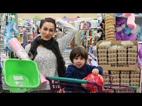 99 Սենթ Խանութում - 99 Cent Store Shopping - Mayrik By Heghineh