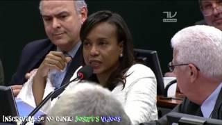 Veja como foi o voto da Deputada Tia Eron na CCJ - Contra ou a favor de Cunha?