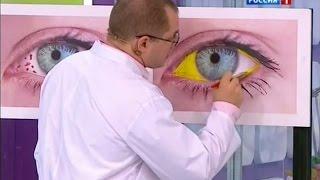О каких болезнях говорят глаза?