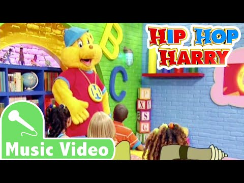 I Love To Learn | Music Video | From Hip Hop Harry