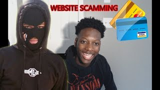"""Teejayx6 """"Website Scamming"""" (WSHH Exclusive -) REACTION"""