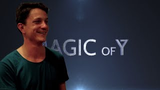 BARTEK USA - Magic of Y - Magia Y