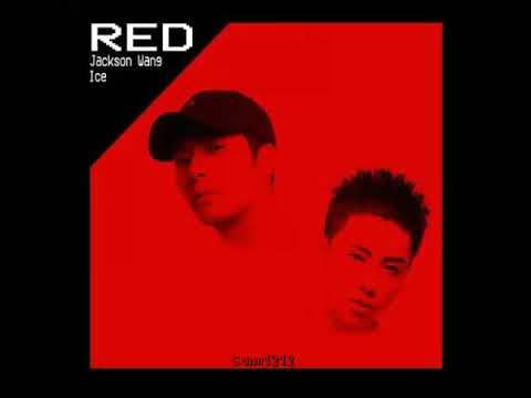 Jackson Wang (王嘉尔)  x ICE - RED [Audio]