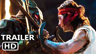 "MORTAL KOMBAT ""Liu Kang VS Kabal"" Trailer (New, 2021)"
