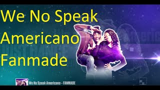 Just Dance Unlimited - Carl & Natassia - We No Speak Americano - Fanmade Dance