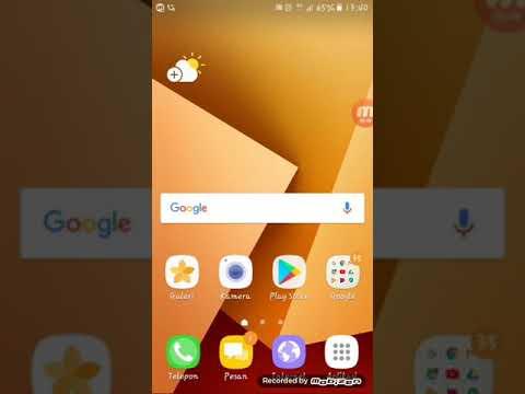 Cara Merekam Layar Di Hp Samsung Youtube