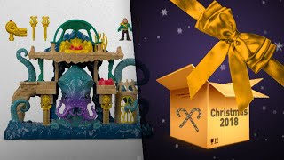 Perfect Aquaman Toys Kids Gift Ideas / Countdown To Christmas 2018 | Christmas Gift Guide