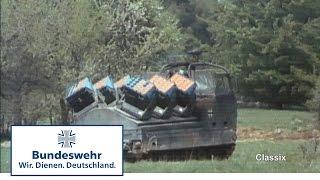 Classix: Der neue Minenwerfer des Heeres (1988) - Bundeswehr