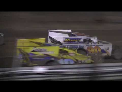 New Egypt Speedway 358 Modified Feature July 15, 2017 Pt. 2