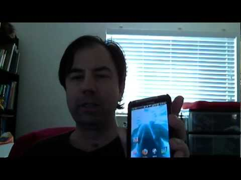 ICS on HTC Thunderbolt Review