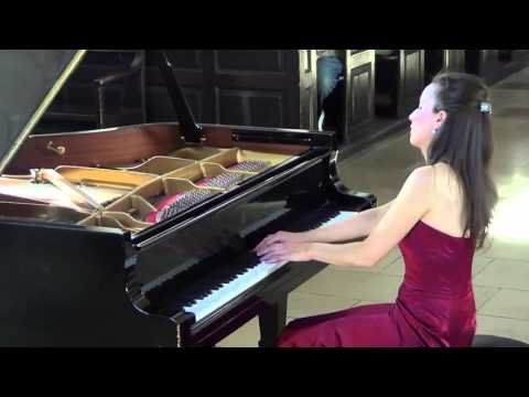 PLG Lunchtime Recital - Maria Marchant