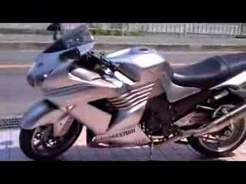 Kawasaki ZX-14R Ninja ZZR1400 ZRX1200R HONDA CB400SF