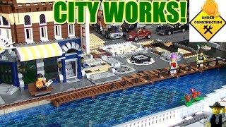 LEGO City Under Construction Part 3 September 2017