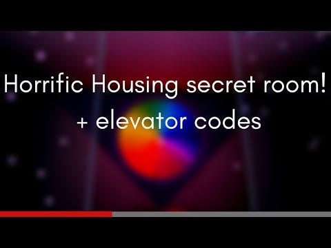 Horrific housing elevator