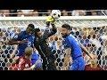 ملخص النهائي  بين  فرنسا و البرتغال  مباراة مجنونة عصام الشوالي ●