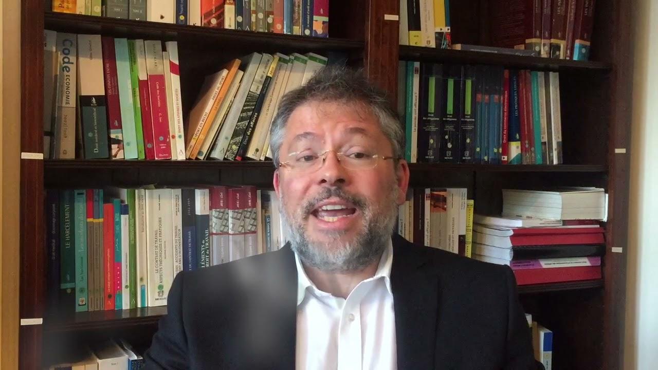 Conférence (Live Youtube)- 17/04 à 20h :comment contester juridiquement une amende covid en justice?