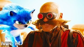 The Sonic Movie Jim Carrey Doesn't Like The Sonic Redesign